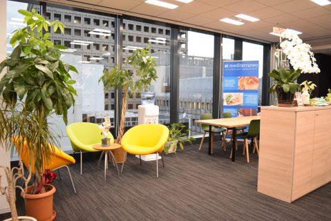 オフィス移転で社員のモチベーション改善に成功