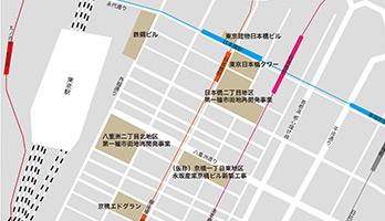 八重洲・日本橋・京橋エリアの再開発~好立地エリアの現在