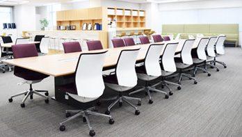 オフィス一人当たりの面積~オフィスの適正面積