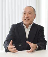 日本電算機販売株式会社 代表取締役社長 早川 謙二氏