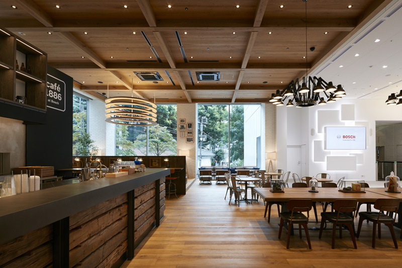 cafe1886 at Bosch_内観_01