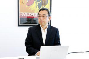 デジタルビジネスプロデューサー 中村龍太氏