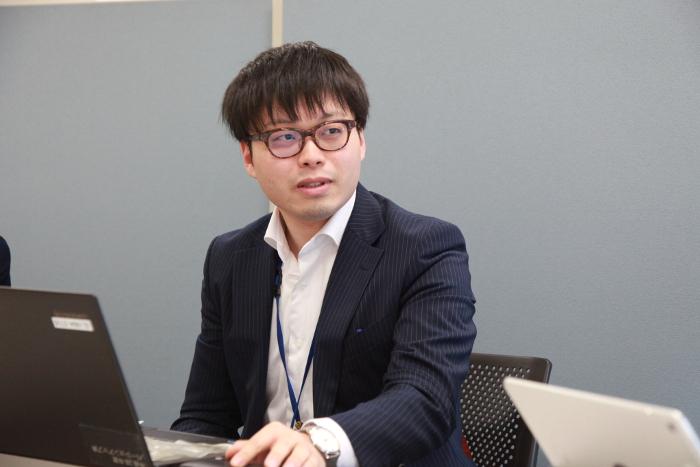 総務省行政管理局 近藤貴之氏