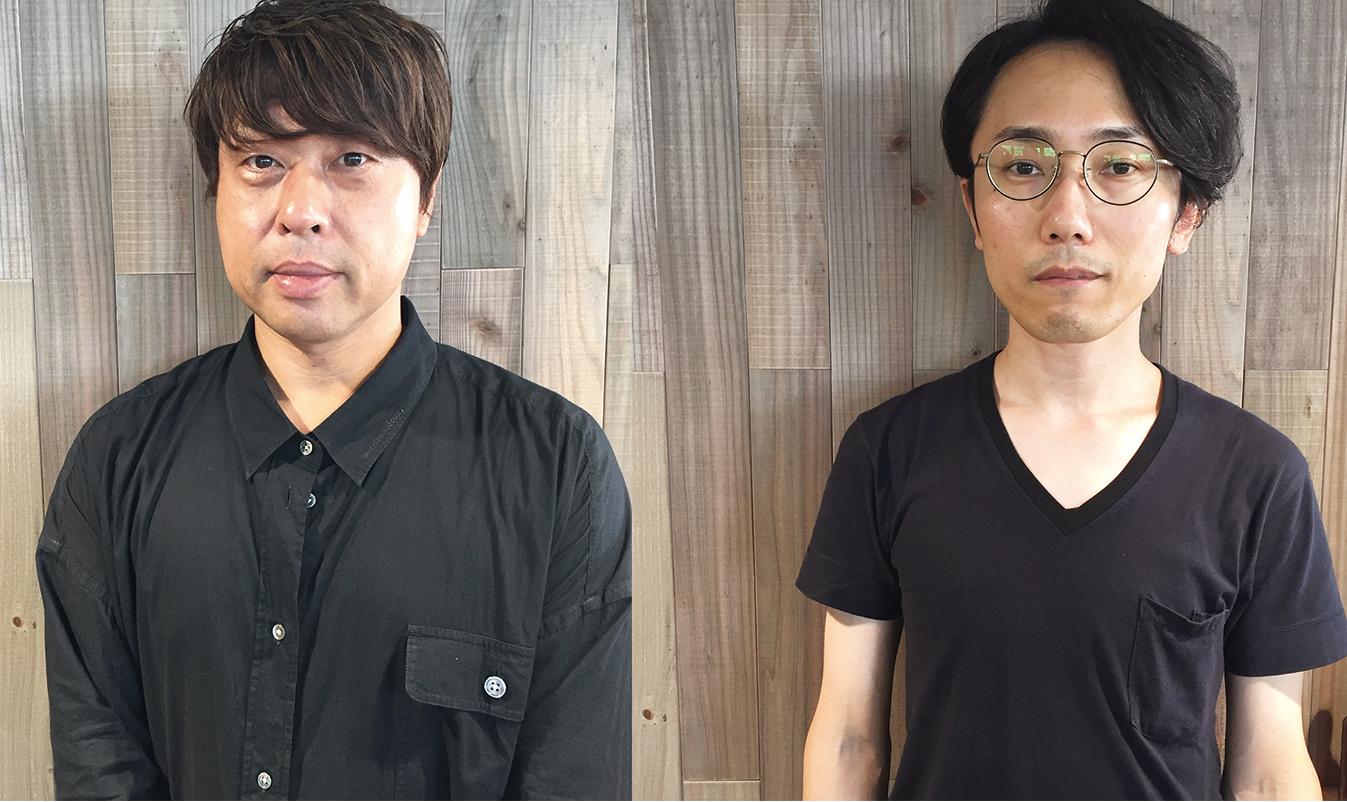 執行役員 齊藤和也氏 マネージャー 名取裕治氏