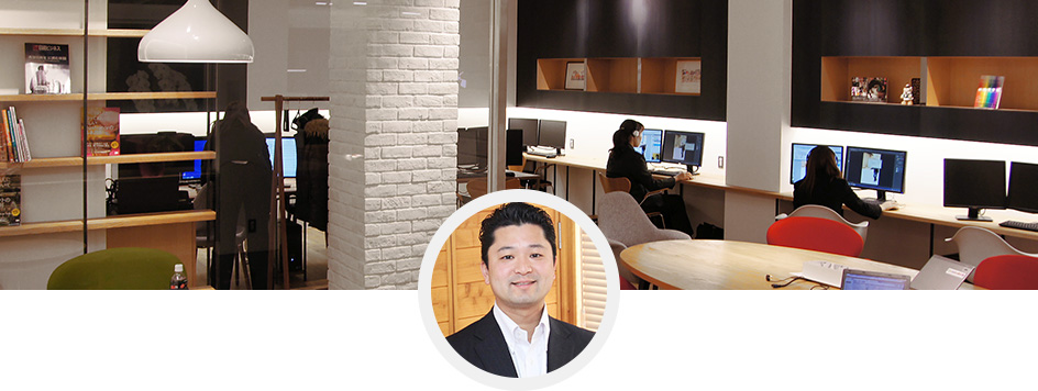 有限会社クレイド 代表取締役 平尾貴志氏